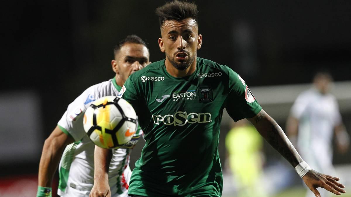 Hauché deja Deportes Temuco por oferta desde Argentina