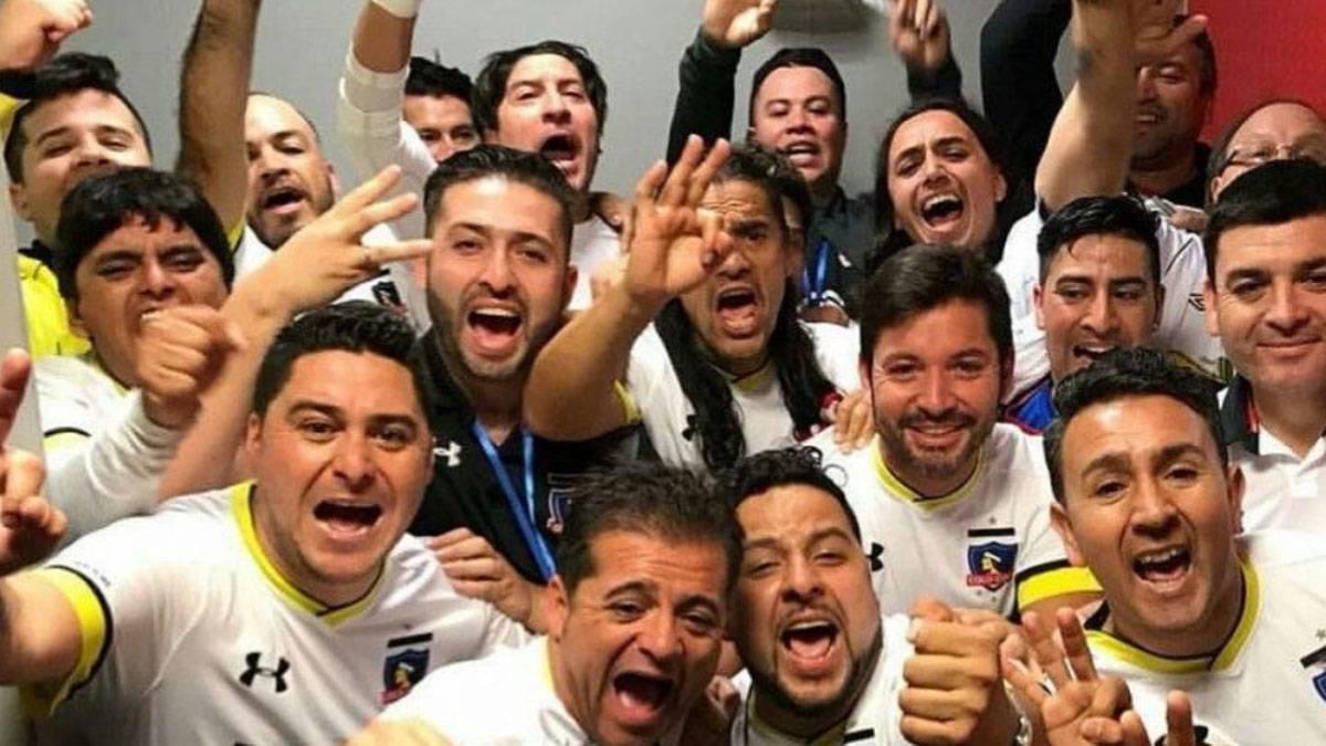 Colo Colo celebró en el Superclásico de estrellas en EE.UU
