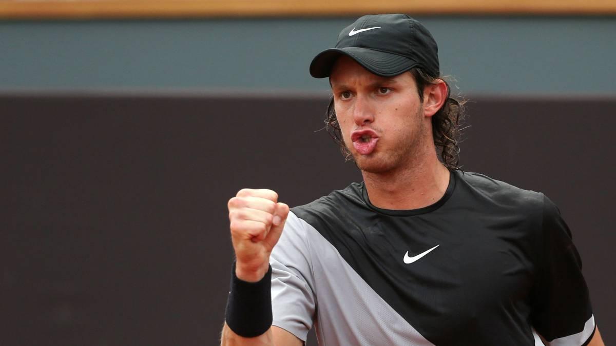 Nicolás Jarry debutará ante el 57° del mundo en Roland Garros