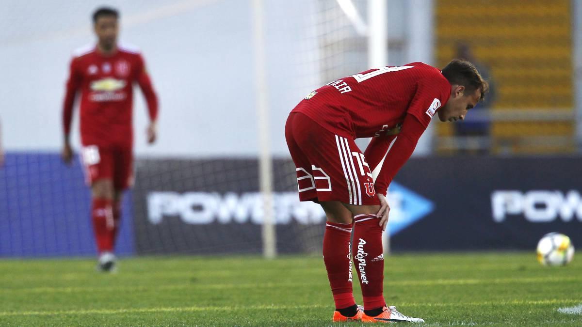 Antofagasta 4-0 U. de Chile  la U se fue goleada sin reaccionar - AS ... d091f8363595d