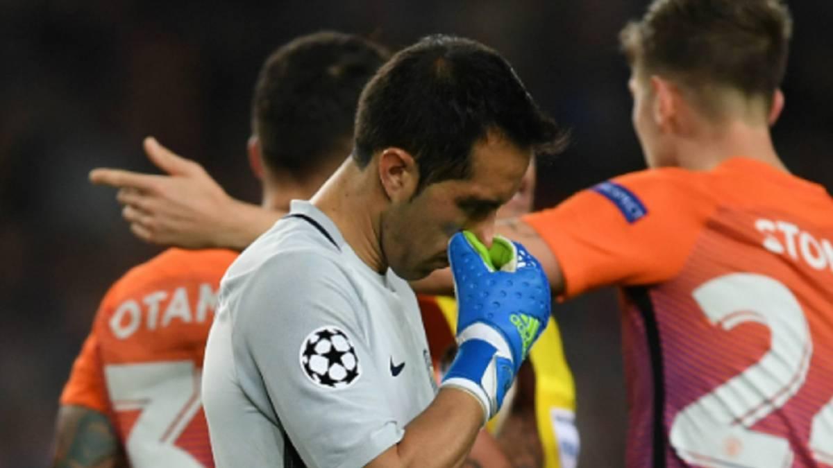 Aro Muric será el sustituto de Claudio Bravo en el Manchester City