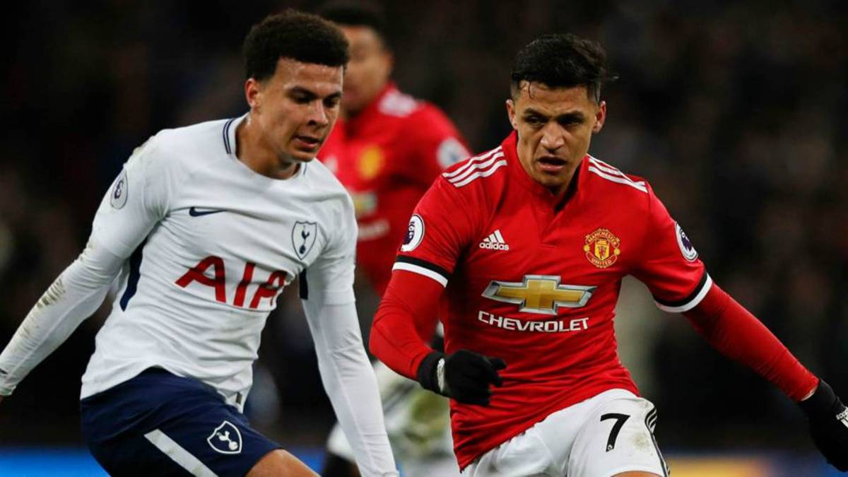 Alexis no será titular en el United ante Tottenham