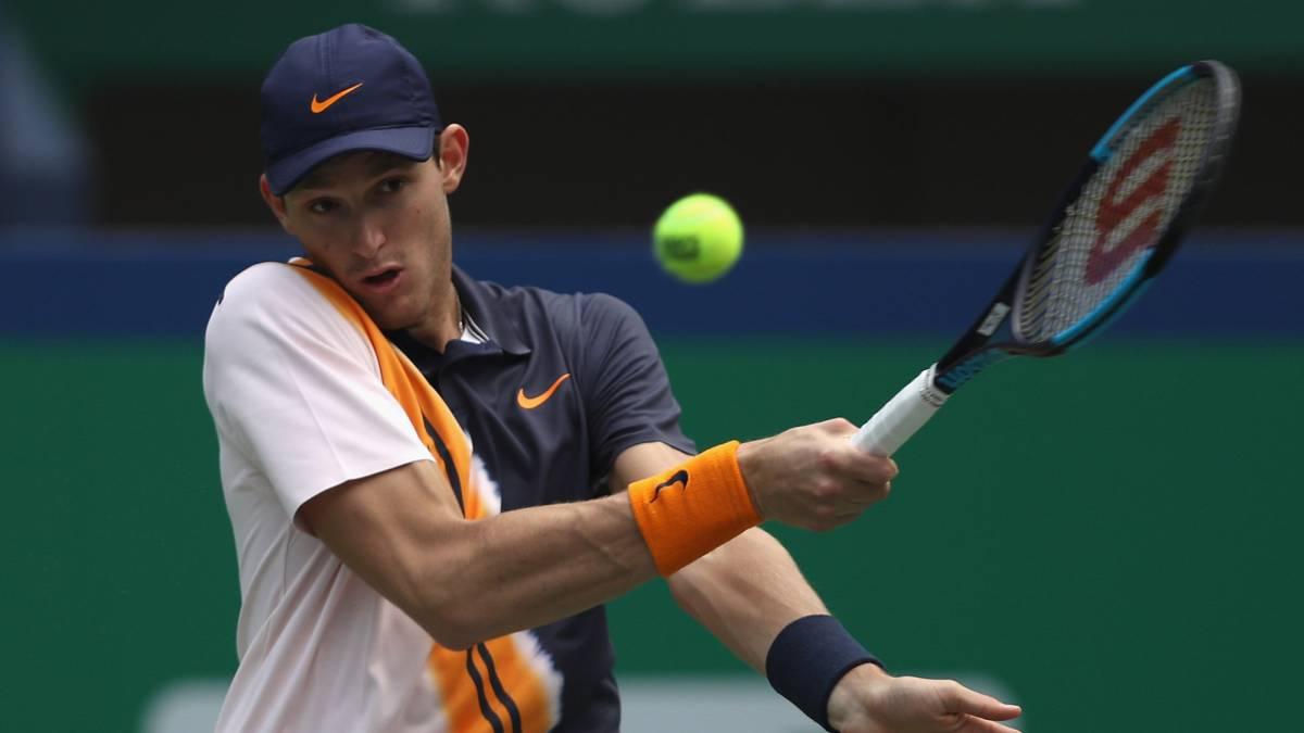 Jarry derrota el 6° del mundo para meterse en tercera ronda del Masters 1000 de Shangai — Gigante