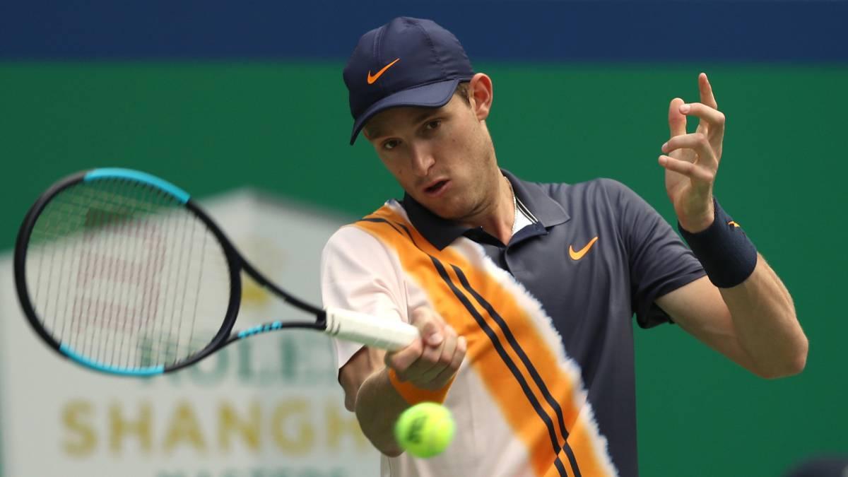 Jarry gana en dobles en el ATP 250 de Amberes en Bélgica