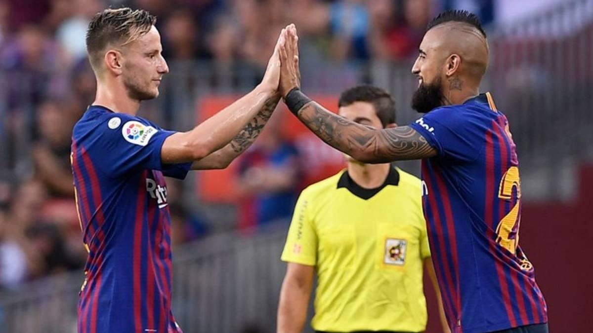 Croacia: Rakitic se recuperará en Barcelona y se pierde el decisivo Inglaterra