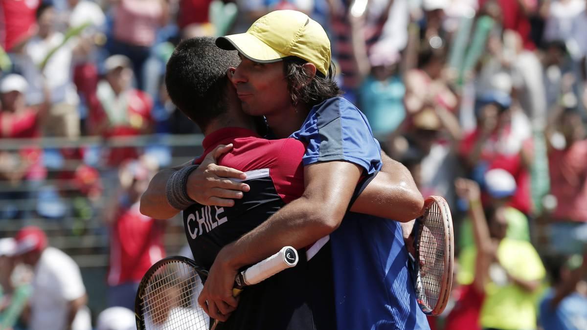 Copa Davis: Massú entre nómina que jugará contra Austria