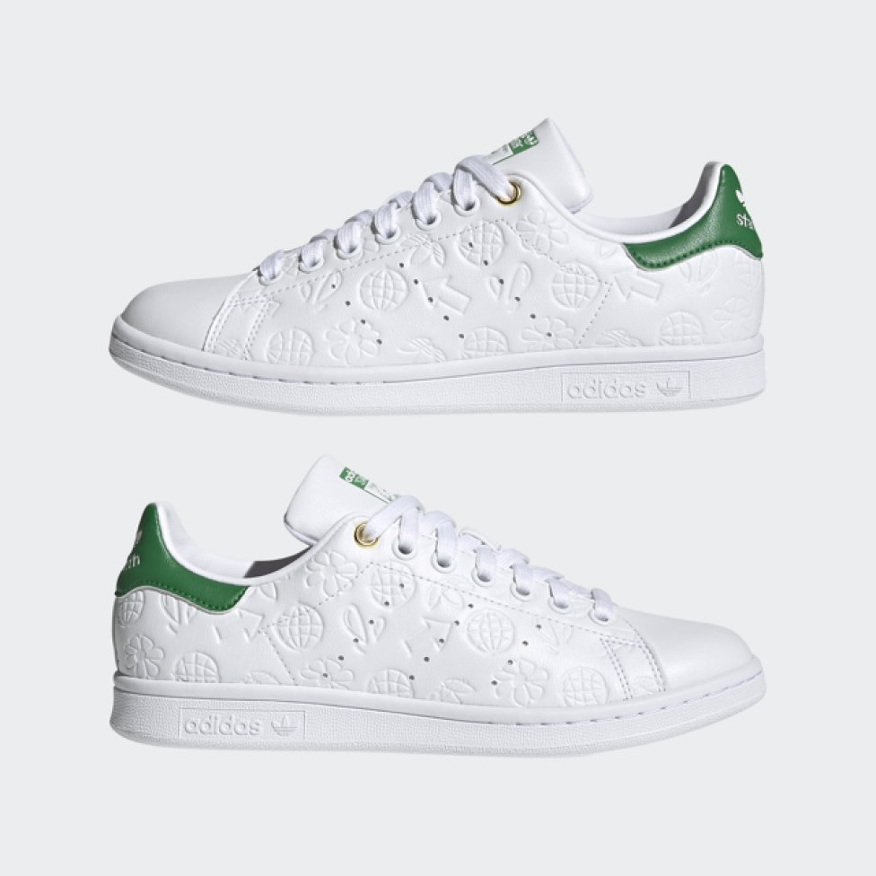Así son las adidas Stan Smith