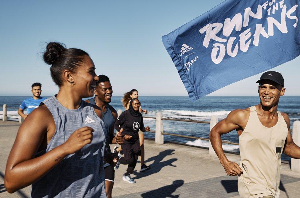 Run For The Oceans: súmate al desafío en la aplicación de adidas Running
