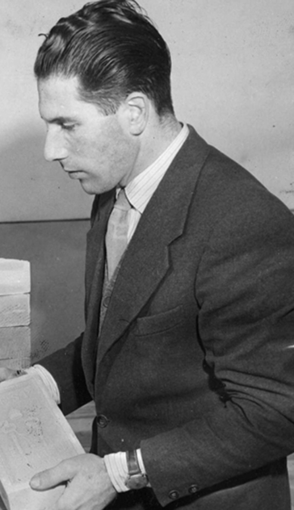 Luis Subercaseaux (Atletismo)