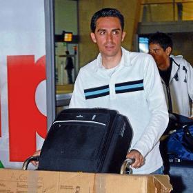 Contador y Armstrong se reúnen en Tenerife