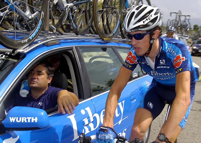 Isidro Nozal y Héctor Guerra, positivos en la Vuelta a Portugal por EPO CERA
