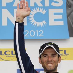Valverde impone su clase y gana la tercera etapa