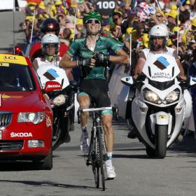 Etapa para Rolland, Wiggins aguanta y Evans sucumbe