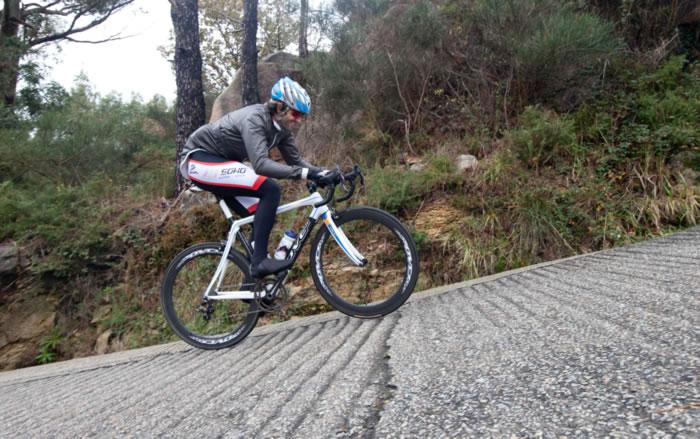 Resultado de imagen de rampa fuerte ciclismo