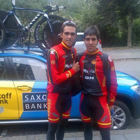 """Contador, sobre la crono: """"Se va a hacer muy dura"""""""