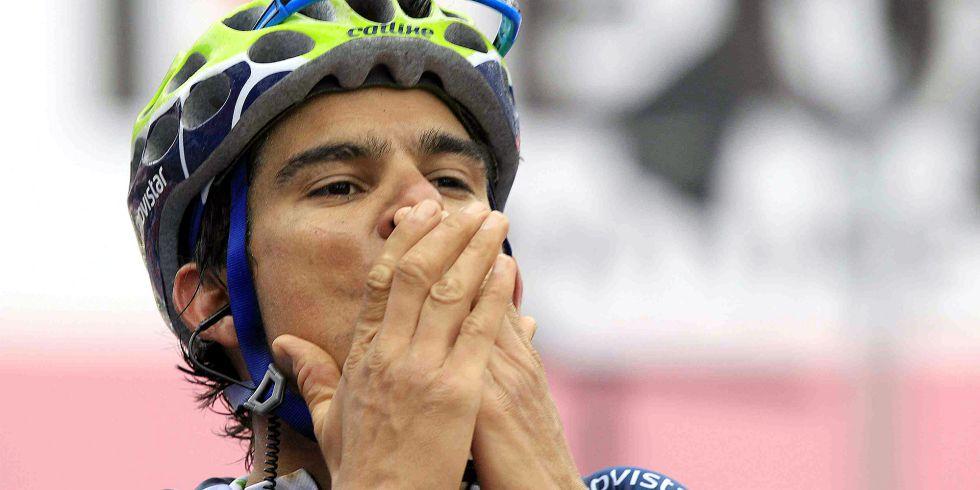 """""""Mi primer triunfo en el Giro de Italia es un sueño"""""""