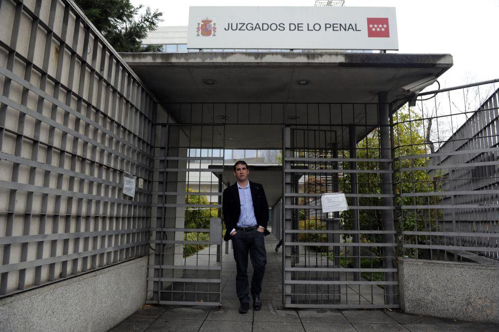 Jesús Manzano, testigo de cargo en la Operación Puerto