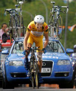El Tribunal Supremo devuelve a Roberto Heras la Vuelta 2005