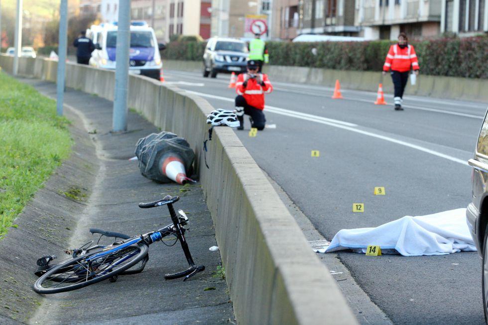 Tres mil ciclistas pedalean para recordar a Iñaki Lejarreta