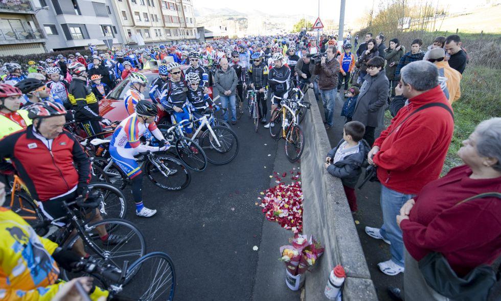 Gran clamor popular por el respeto a todos los ciclistas
