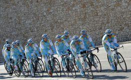 El equipo Astaná solicita su ingreso en el Ciclismo Creíble