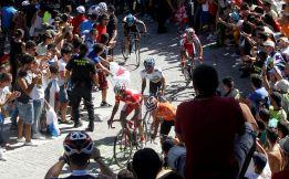 La Vuelta a España de este año tendrá once llegadas en alto