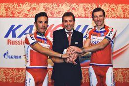 El Giro no invita ni al Katusha de 'Purito' Rodríguez ni al Caja Rural