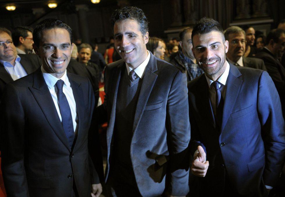 """Indurain: """"Será una Vuelta a España dura, para escaladores"""""""