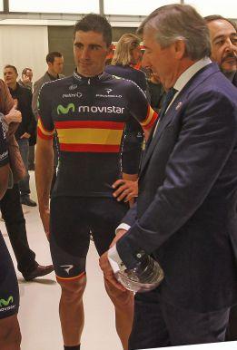 Ventoso apuesta por Valverde para ganar este año el Tour