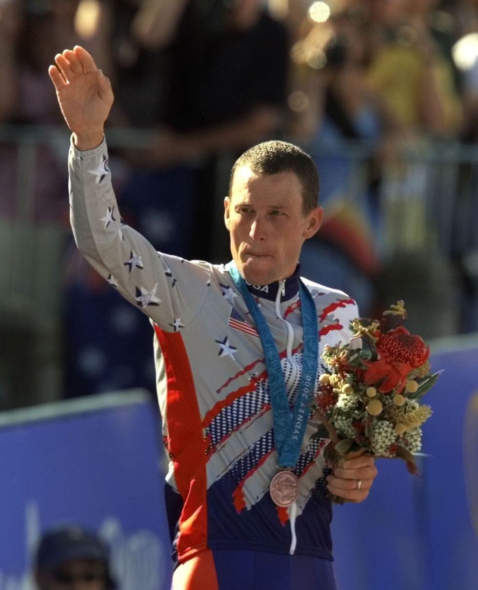 El COI le quita a Armstrong el bronce de Sidney 2000