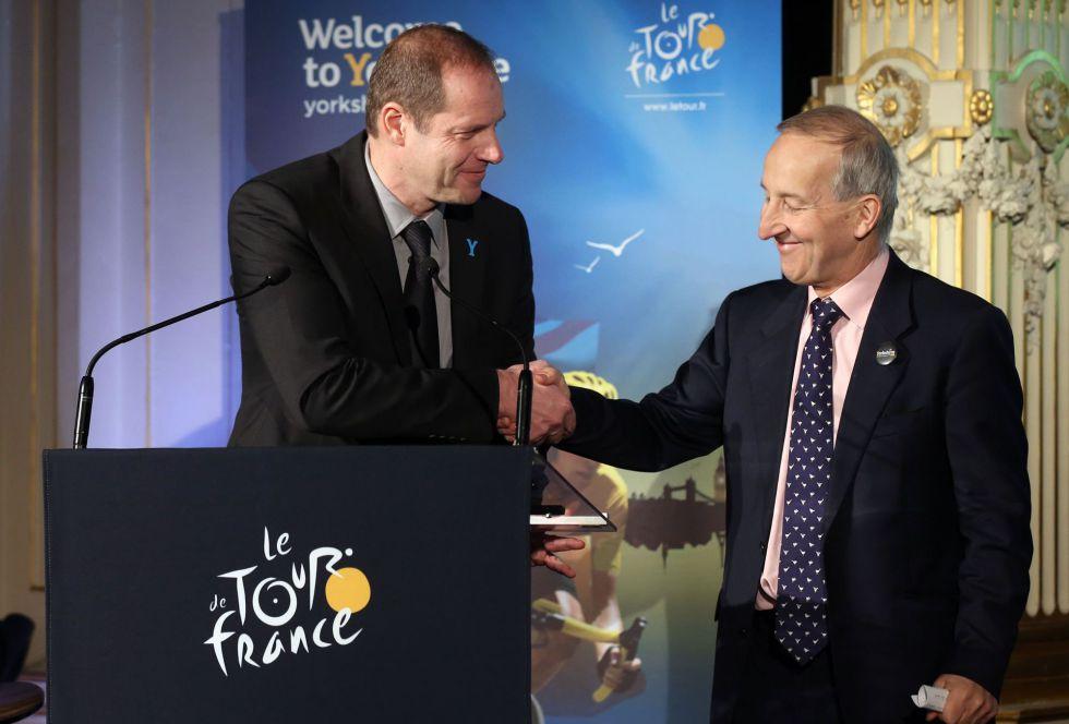 El Tour rinde homenaje al éxito del ciclismo británico