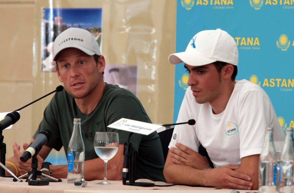 Contador se plantea correr el Giro y el Tour en 2013