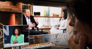 Los tuiteros no perdonan a Lance Armstrong por doparse