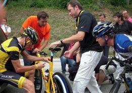 La federación belga pide a Bruyneel que comparezca