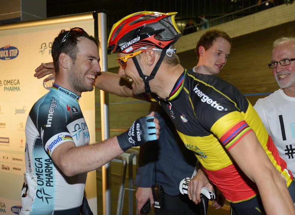 Mark Cavendish gana la primera etapa del Tour de San Luis
