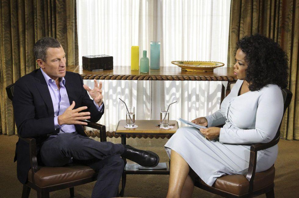 28 millones de personas vieron la confesión de Lance Armstrong