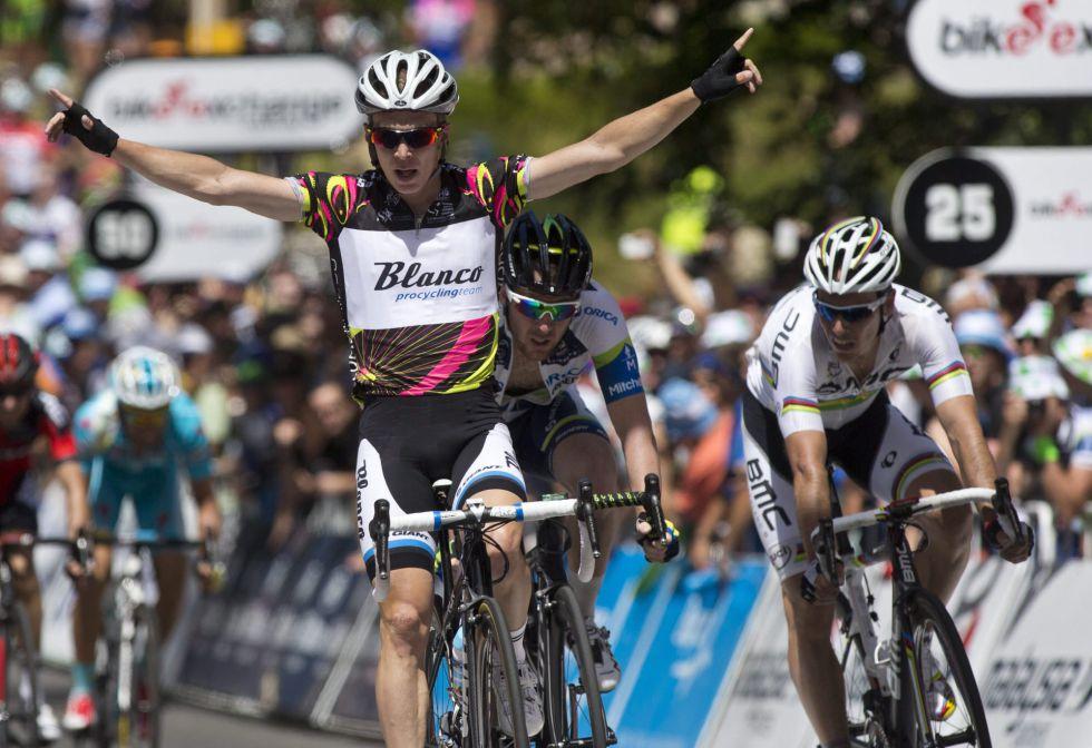 El holandés Slagter gana la etapa y Thomas sigue líder