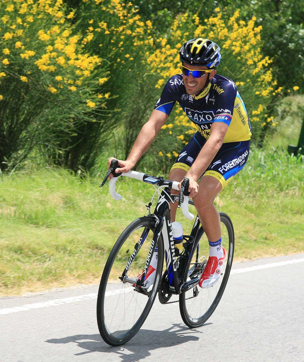 """Contador: """"Mi condición va progresando poco a poco"""""""