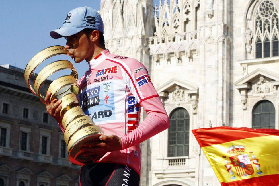 """Contador: """"No iré al Giro y ya veré si voy a la Vuelta"""""""