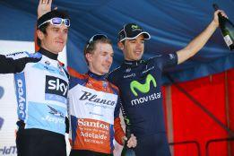 Tom Jelte Slagter gana la ronda y Greipel, la quinta etapa