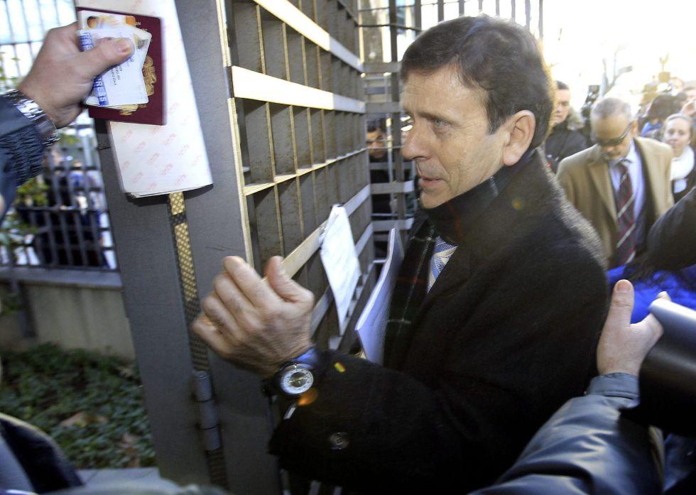 La declaración de Eufemiano Fuentes se aplaza al martes