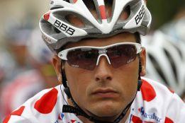 Hoogerland, atropellado ayer en Villajoyosa, sigue en la UCI