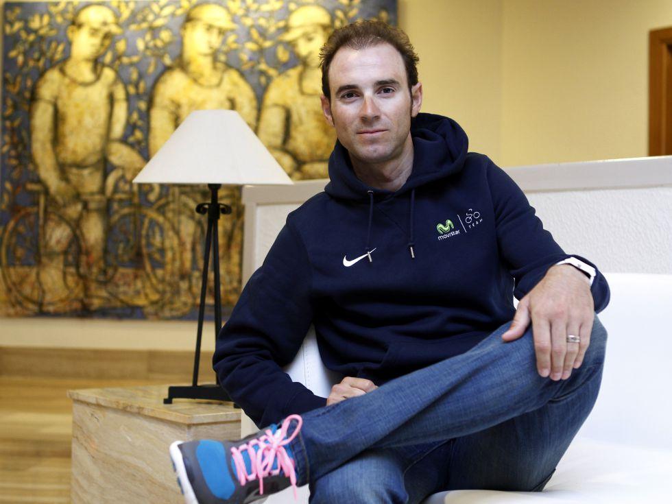 """Alejandro Valverde: """"Aún puedo hacer mi mejor Tour de Francia"""""""