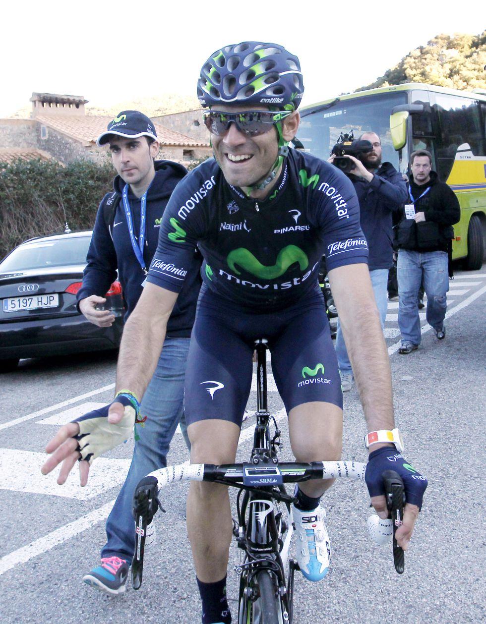 """Valverde: """"Sabía que estaba bien, pero no hasta qué punto"""""""