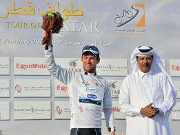 Cavendish gana su tercera etapa consecutiva en el Tour de Catar