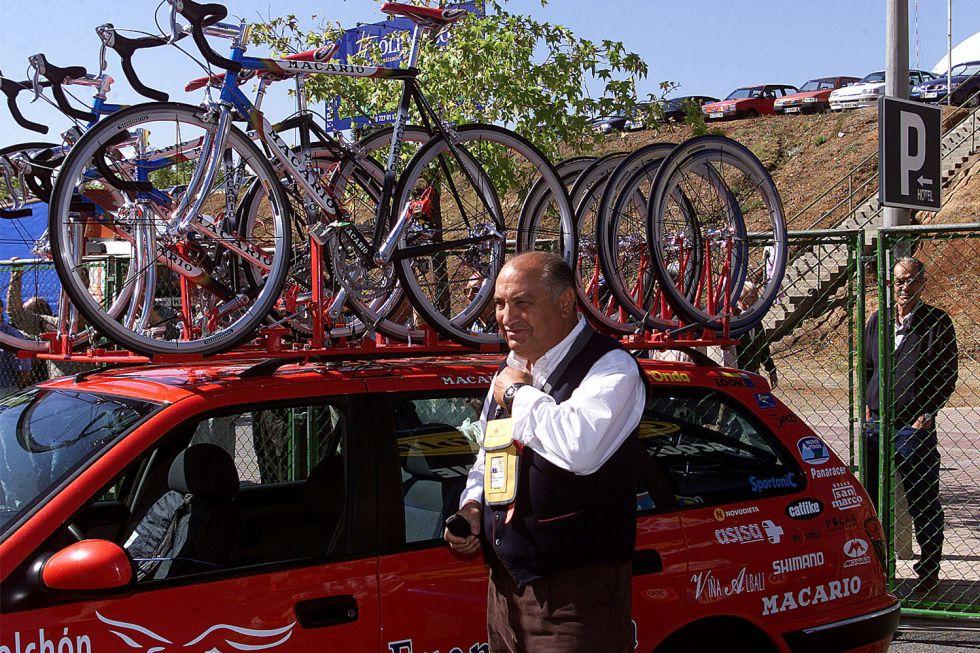 """""""Los médicos eran algo más que un padre para el ciclista"""""""