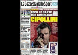 Mario Cipollini ha negado ser cliente de Eufemiano Fuentes