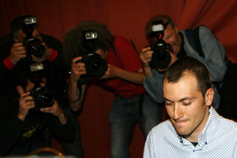 """Basso: """"Contacté con Fuentes; quería ser el mejor del mundo"""""""