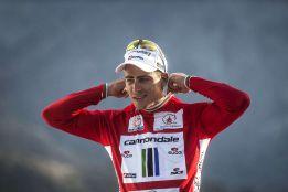 Peter Sagan repitió victoria y Contador fue cuarto, a su rueda