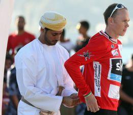 """Froome: """"Esta victoria sabe mejor con Contador segundo"""""""
